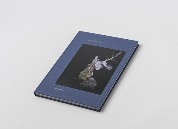 Seongyeon Jo published a art book 'Arranging Life' and participates in NY Art book Fair 조성연, 사진집 『지고 맺다Arranging Life』 발간 및 뉴욕아트북페어 소식