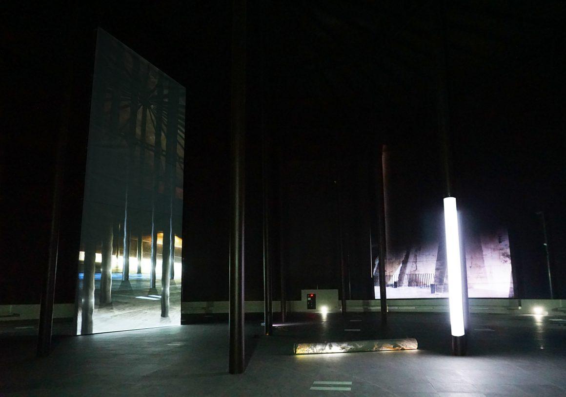 금민정, 문화비축기지 '다시 흐르는'展
